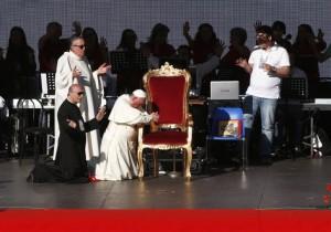 karizmatikusok és Ferenc pápa