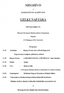 KaszapLelkinap2015